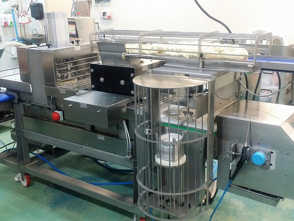 Автоматическая линия для производства тарталеток,киш модели XK-L и XK-S